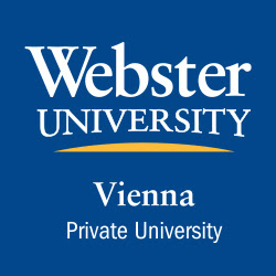 Logo Webster University Vienna Private University